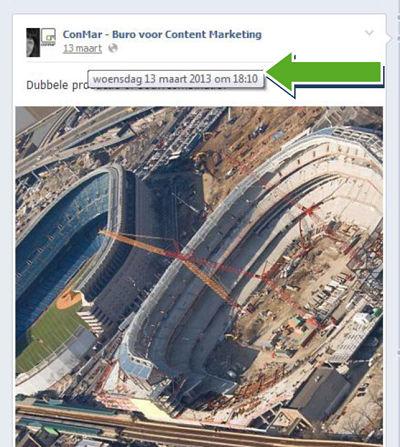 Facebook foto's op pinnen op Pinterest de eerste stap
