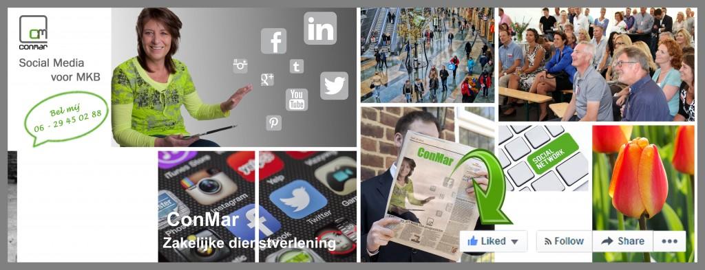 Nieuwe Facebook lay-out veranderingen voor bedrijfspagina's