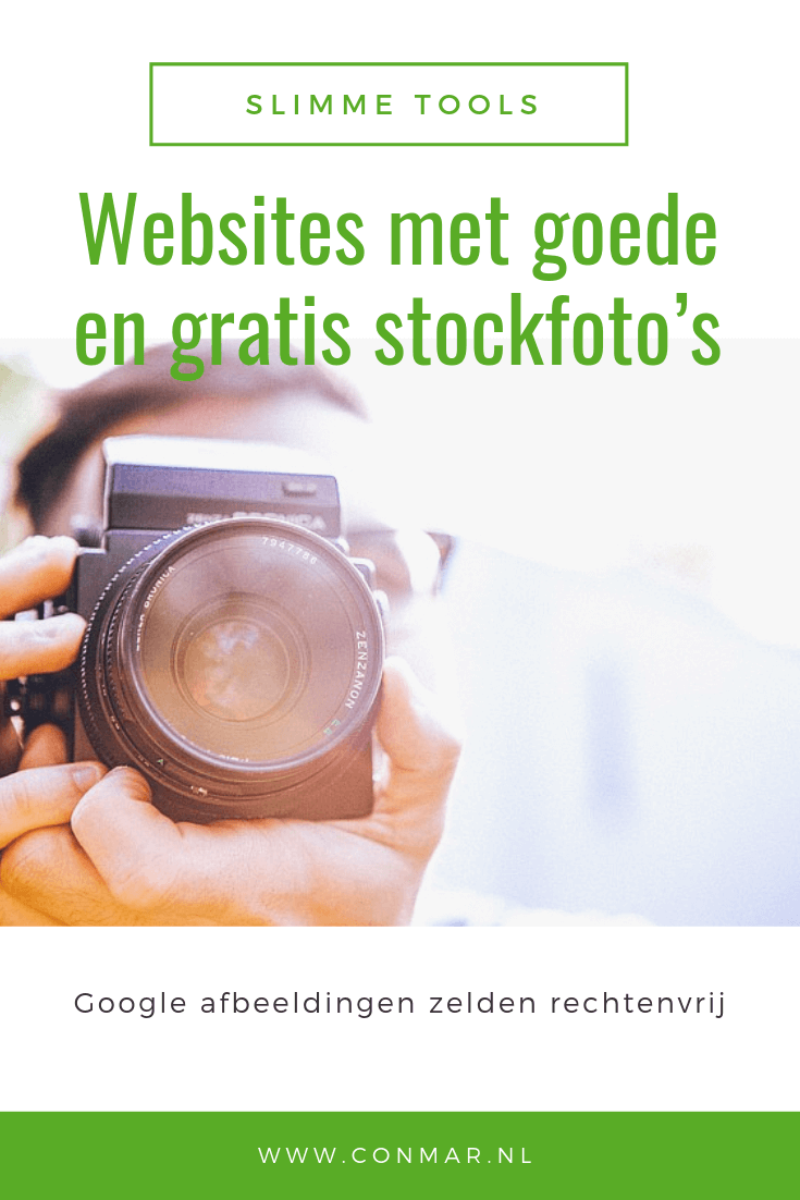 Vier websites met kwalitatief goede en gratis te downloaden stockfoto's
