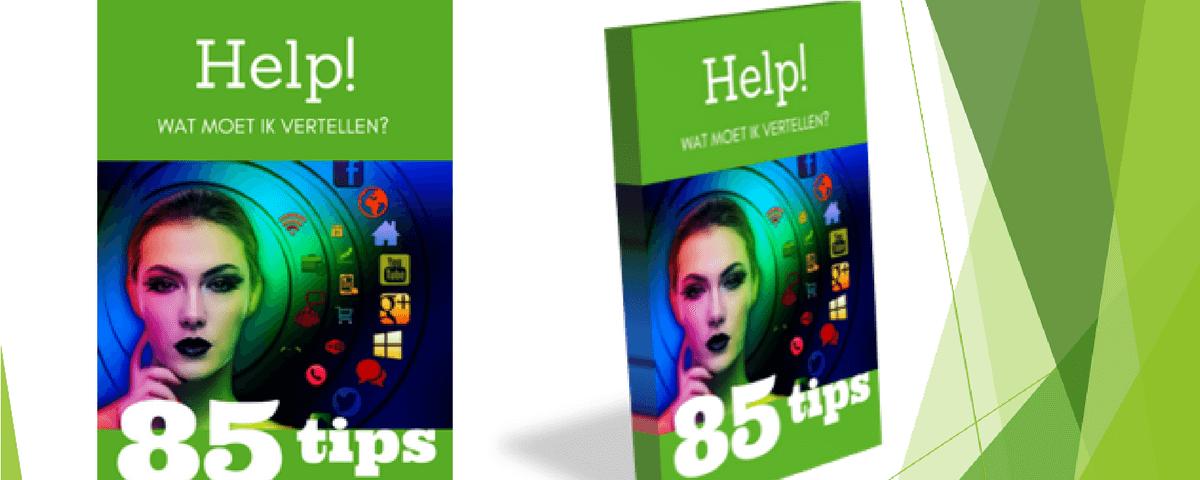 Met PowerPoint maak je snel en eenvoudig een 3D cover voor een E-book. Bekijk de video instructie