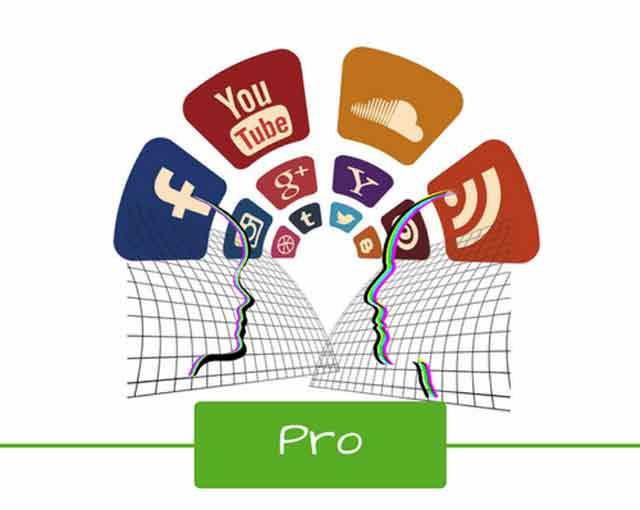 Social media uitbesteden pro pakket