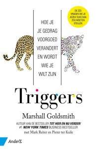 Leestip Triggers van Marshall Goldsmith
