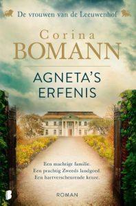 Boek Agneta's erfenis van Corina Bomann