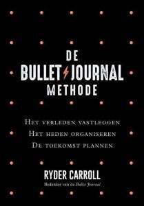 Boek De bullet journal methode van Ryder Carroll