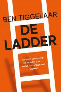 Boek De Ladder van Ben Tiggelaar