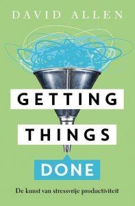 Boek Getting things done van David Allen