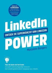 Boek LinkedIn Power van Marjolein Bongers