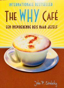 Boek The Why Cafe leeschallenge 2020