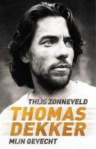 Boek Thomas Dekker Mijn Gevecht