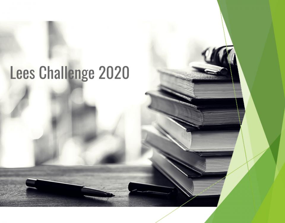 Ook in 2020 daag ik mijzelf weer uit om een mooi leesdoel te halen. De lees challenge 2020 staat op 52 boeken, oftewel wekelijks een boek