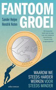Boek Fantooomgroei van Sander Heijne en Hendrik Noten lees challenge 2021