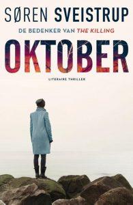 Boek Oktober van Soren Sveistrup lezen voor lees challenge 2021