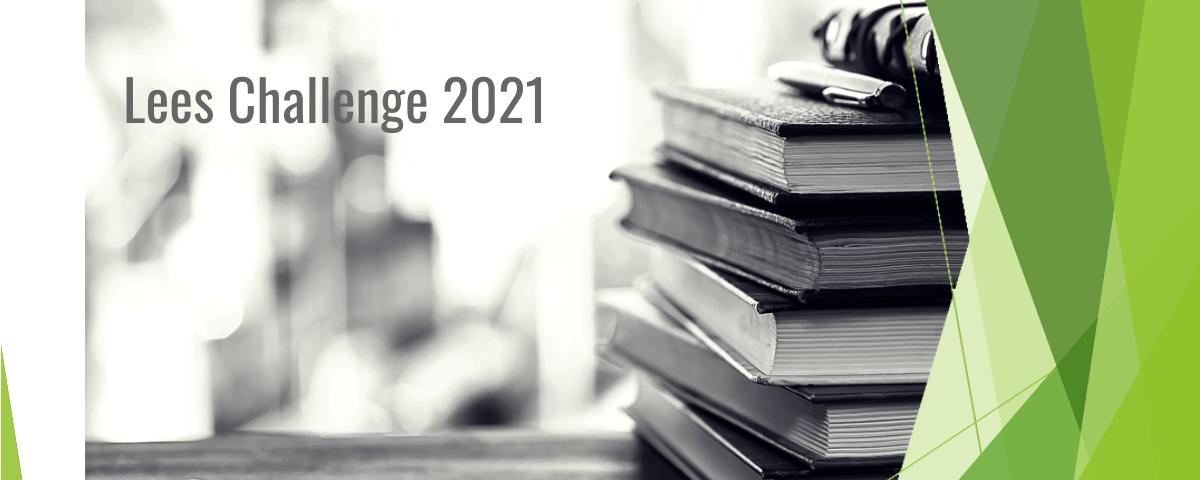 Ook in 2021 daag ik mijzelf weer uit om een mooi leesdoel te halen. De lees challenge 2021 staat op 52 boeken, oftewel wekelijks een boek