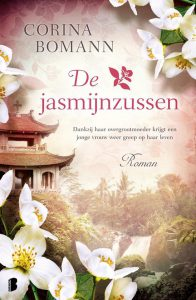 Boek De Jasmijnzussen van Corina Bomann voor mijn lees challenge 2021
