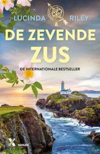 Leeschallenge 2021 boek de zevende zus