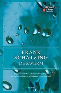 Boek De Zwerm van Frank Schätzing voor mijn lees challenge 2021
