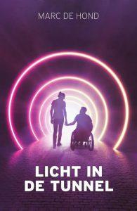 Leeschallenge 2021 boek licht in de tunnel van Marc de Hond
